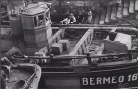 Las embarcaciones en el puerto Procedencia de la il.: Captura del documental